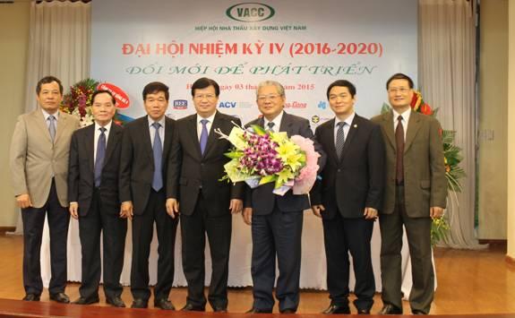 Hiệp hội Nhà thầu Xây dựng Việt Nam: Đổi mới để phát triển
