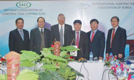Giới thiệu Điều lệ Hiệp hội Nhà thầu Xây dựng Việt Nam