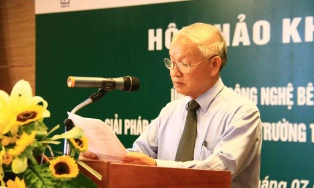 HỘI THẢO Ứng dụng công nghệ bê tông tiền chế –  Giải pháp thân thiện môi trường trong xây dựng tại Việt Nam