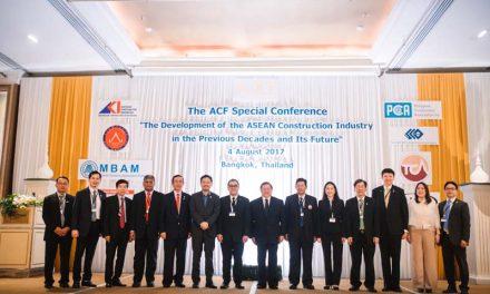 VACC tham dự hội nghị thường niên Hiệp hội nhà thầu Đông Nam Á (ACF)
