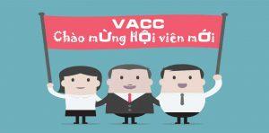 VACC chào mừng hội viên mới