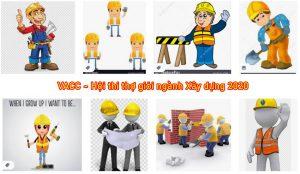 Hội thi thợ giỏi ngành Xây dựng năm 2020