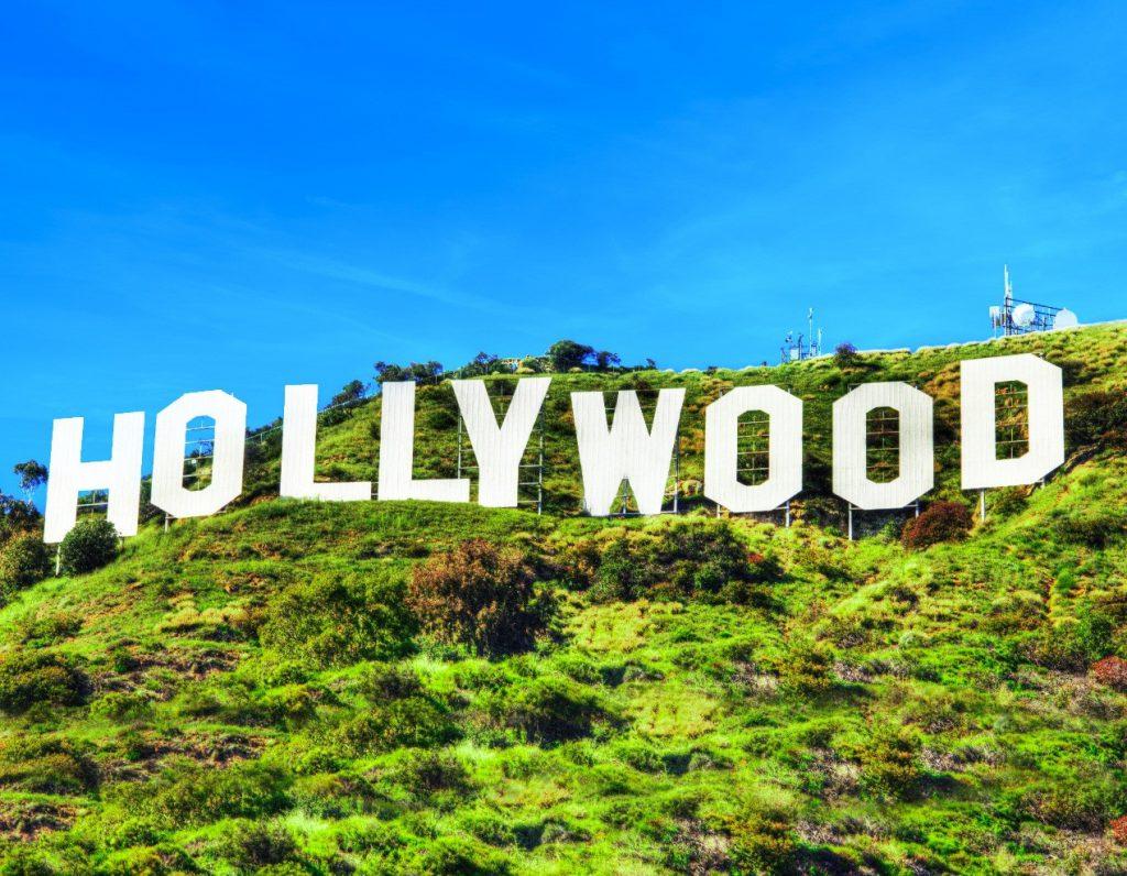 Bảng hiệu Hollywood trên dãy núi Santa Monica – Mỹ