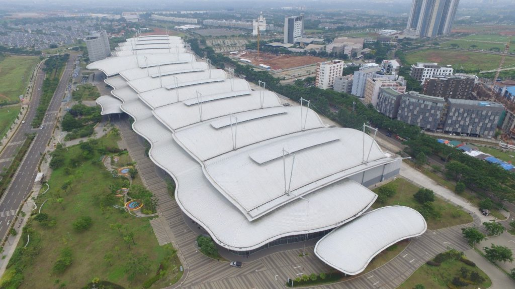 Trung tâm Triển lãm Hội nghị Indonesia