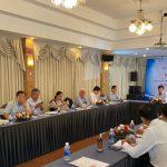 Thông báo về kỳ họp Ban Chấp hành nhiệm kỳ IV