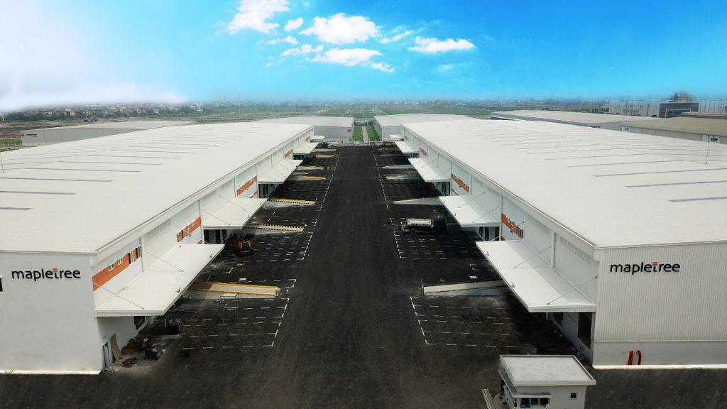Để đảm bảo tính bền vững của công trình, nhà xưởng cho thuê Mapletree Bắc Ninh sử dụng vật liệu tôn Colorbond công nghệ Activate chống ăn mòn vượt trội ngay cả trong môi trường ô nhiễm